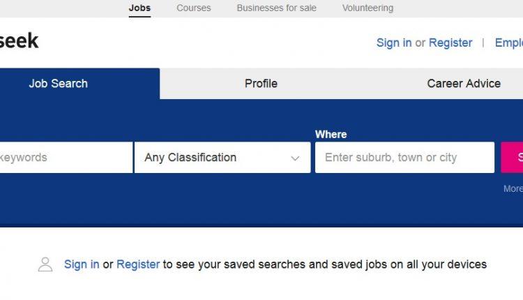 поиск работы в Новой Зеландии